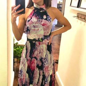 Floral Maxi Dress / Gown